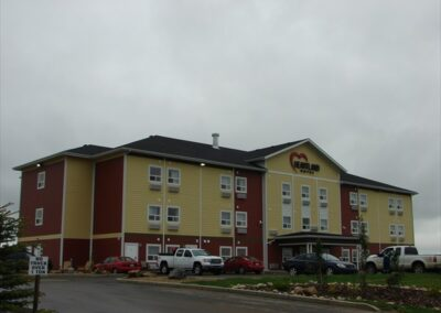Heartland Hotel, Lamont