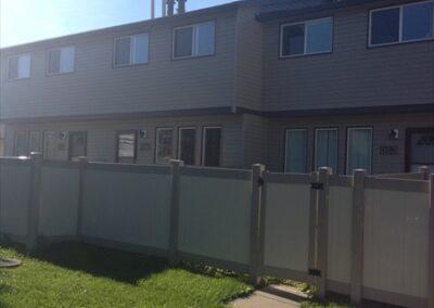 Pioneer Estates Condominiums, 25 4-plexes renovation